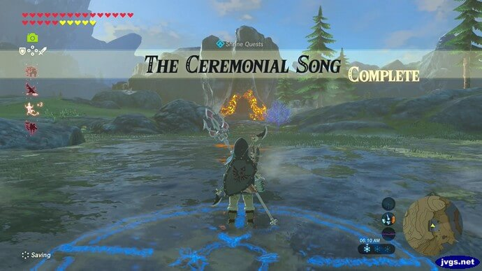 The Ceremonial Song: Complete