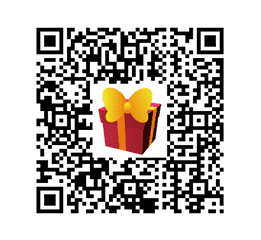 A QR code for Disney Magical World 2 that unlocks some ears you can wear.