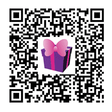 QR code that unlocks the princess set in Disney Magical World 2 for Nintendo 3DS.