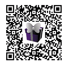 QR code for villain related items in Disney Magical World 2.