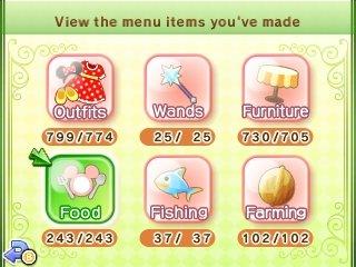 Food: 243/243