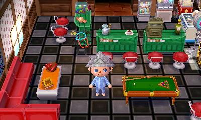 The Scarlett diner.