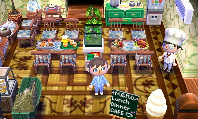 Hitokui cafe.