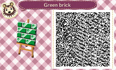 QR code for my green brick path.