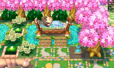 Taking a nap in Pucchin.