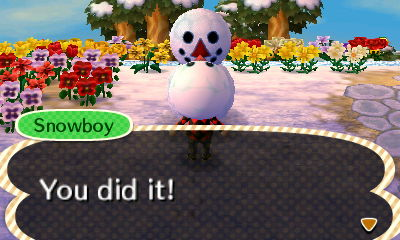 Snowboy: You did it!