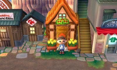 The new garden shop on Main Street.