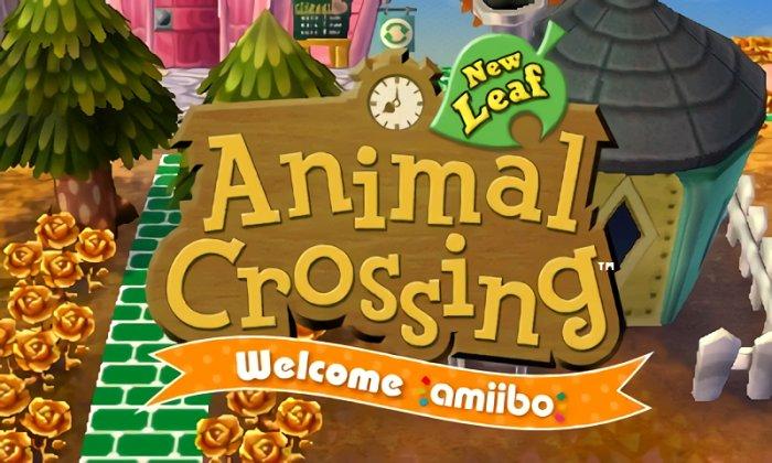 Animal Crossing: New Leaf: Welcome Amiibo