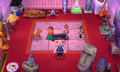 A room full of Gulliver's exclusive items from around the world.