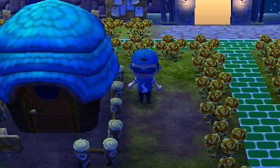 Hornsby's house in Animal Crossing: New Leaf.