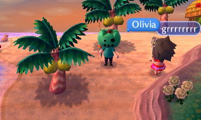 Olivia: grrrrrrrr!