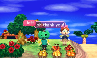 Jeff: Oh, thank you!