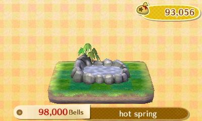Hot spring PWP: 98,000 bells.