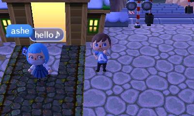 Ashe: Hello.
