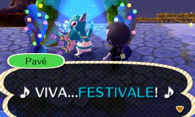 Pave: VIVA...FESTIVALE!