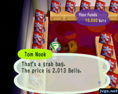 Sale Day Amp Crazy Redd Glitch Jeff S Animal Crossing Blog