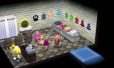 Animal Crossing: Happy Home Designer Blog, Days 21-22