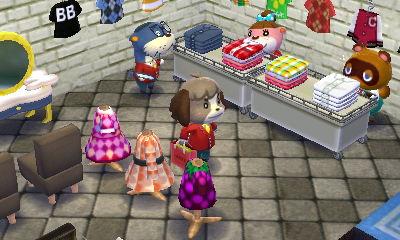 Animal Crossing: Happy Home Designer Blog, Days 21-22 on