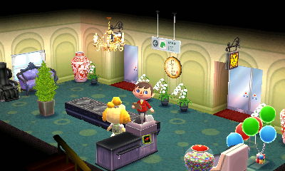 Animal Crossing: Happy Home Designer Blog, Day 25 on