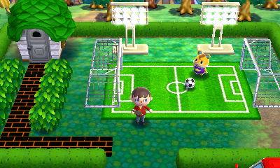 Hamlet Animal Crossing