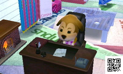 Animal Crossing Qr Codes Furniture Japan