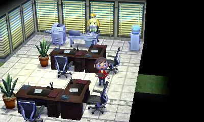 As For The Meeting Room, Itu0027s Also Loosely Based On The Office. I Can  Imagine Michael Scott Holding Some Sort Of Ridiculous Meeting Here, While  Andy Tries ...