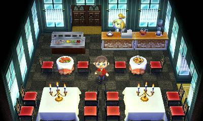 Animal Crossing: Happy Home Designer Blog, Days 19-20 on Kitchen Counter Animal Crossing  id=44996