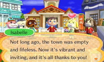 Animal Crossing: Happy Home Designer Blog, Days 29-31 on