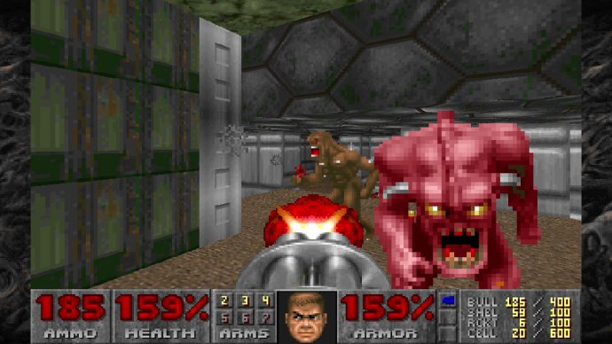 Doom (1993) Switch Impressions - Jeff's Gaming Blog