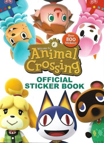 Animal Crossing Sticker Book Impressions Jeff S Gaming Blog