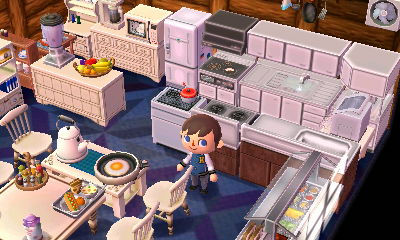 modern kitchen acnl beautiful rooms pinterest