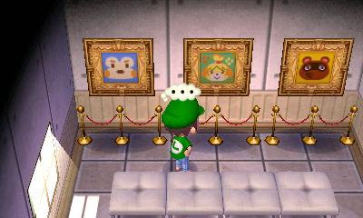 Luigi S Mansion Room Near Gallery