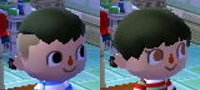 Excellent Animal Crossing New Leaf Hair Guide English Hairstyle Inspiration Daily Dogsangcom