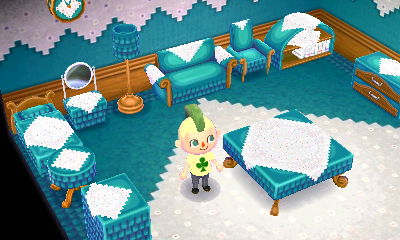 The Complete Pave Furniture Set Acquired On Festivale.