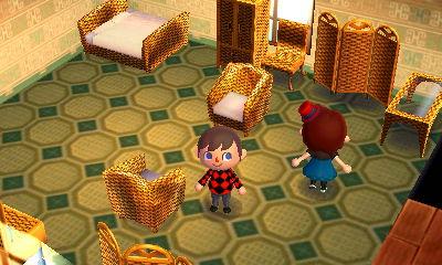Animal Crossing New Leaf Qr Codes Furniture Patterns T Shirt