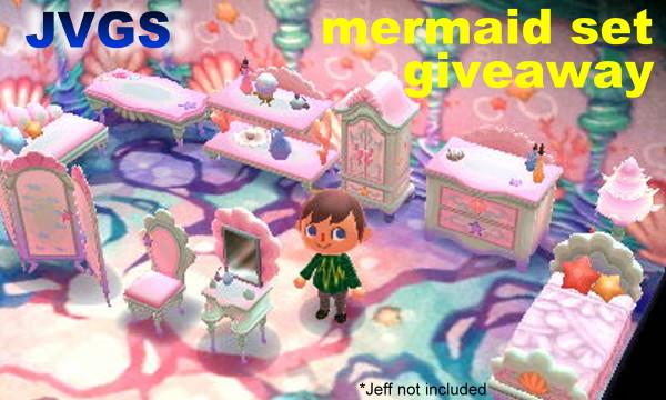 Mermaid Furniture Giveaway Jeffs New Leaf Blog