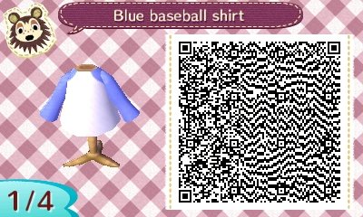 Qr Code For A Sweater And Yellow Raincoat
