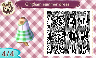 animal crossing new leaf wallpaper qr