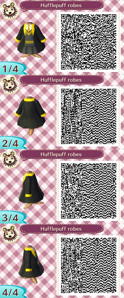 Animal crossing new leaf qr codes dresses