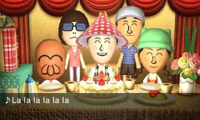 Conan celebrates with Maeby, Zoiderg, Gavin, and Velma.
