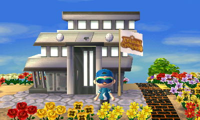Jeff 39 s animal crossing new leaf town for Modern house acnl
